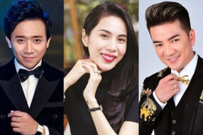 Bo Cong an ra soat tai khoan NH Thuy Tien, Dam Vinh Hung, Tran Thanh