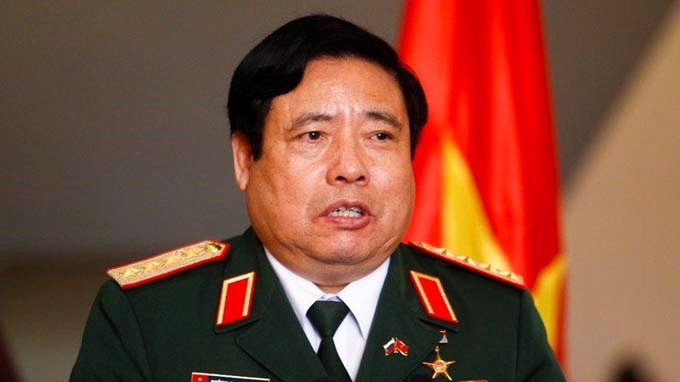 Bo truong BQP Phung Quang Thanh buc xuc thong tin sai lech cua DPA