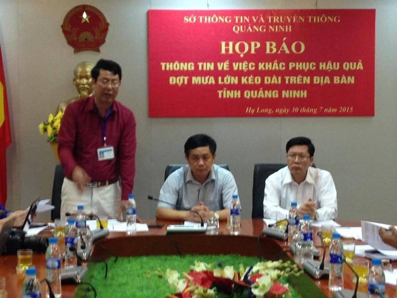 Mua lu Quang Ninh: 4000 ngoi nha bi nhan chim, thiet hai 1.500 ty
