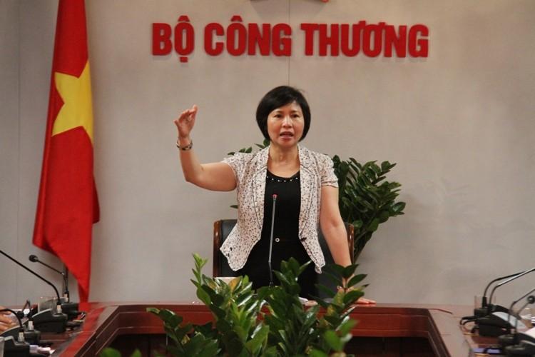 Tong Bi thu chi dao lam ro tai san cua Thu truong Ho Thi Kim Thoa