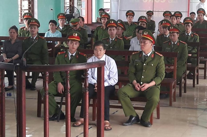 Tuyen an phuc tham vu Tang Keangnam: Them an tu hinh