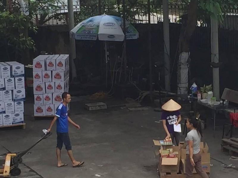 Quang Ninh: Dau tran theo nuoc mua xuong dong ruong, dan buc xuc-Hinh-3