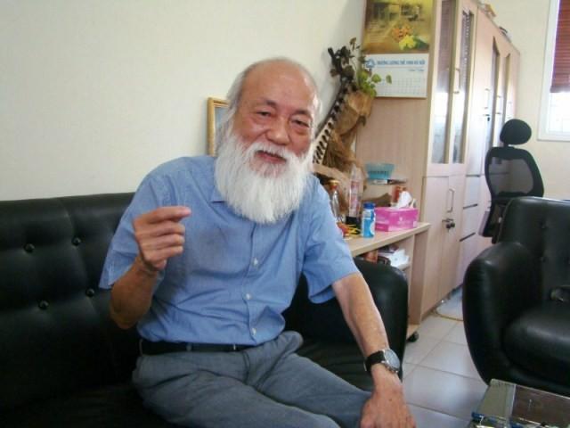 PGS Van Nhu Cuong noi ve diem tuyen sinh nganh su pham qua thap-Hinh-2