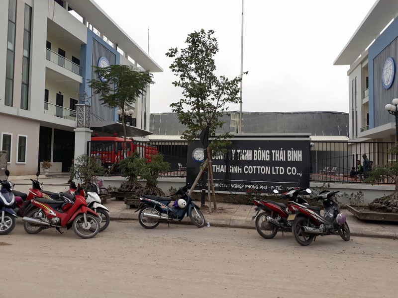 Chay ngun ngut tai Cong ty TNHH Bong Thai Binh-Hinh-2