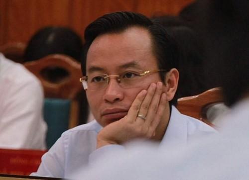 Bai nhiem chuc danh Chu tich HDND Da Nang Nguyen Xuan Anh
