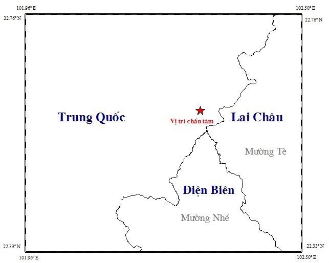 Dong dat gay rung lac o Ha Noi, nhieu nguoi dan hoang hot thao chay?