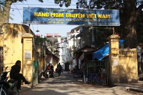 Thanh tra Chinh phu: Nhieu sai pham co phan hoa Hang phim truyen Viet Nam