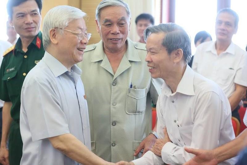 """Tong Bi thu Nguyen Phu Trong: """"Khong nen noi Tong Bi thu kiem Chu tich nuoc""""-Hinh-2"""