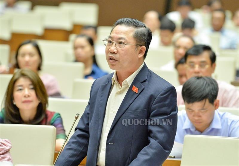 Dai bieu Luu Binh Nhuong: Co nhung ke loi nguoc dong dao ly