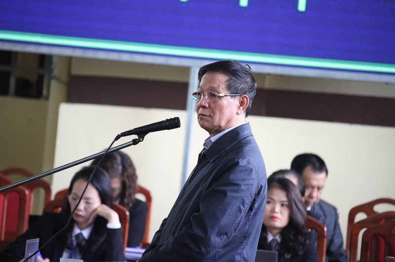 Ong Phan Van Vinh bi de nghi 7 nam 6 thang tu