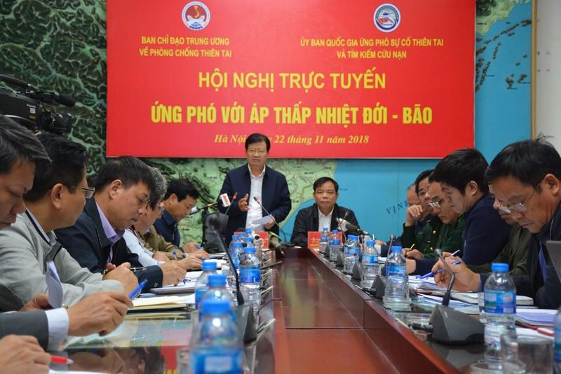 Bao so 9 nguy hiem the nao voi cac tinh mien Trung?