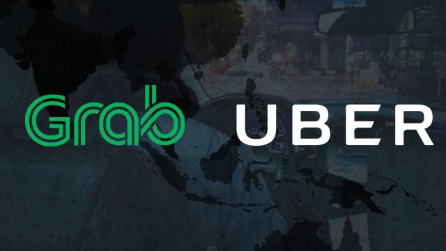 Mua lai Uber co dau hieu vi pham luat canh tranh, Grab bi xu ly the nao?