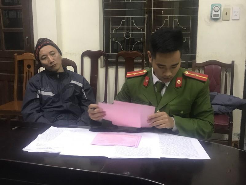 CA thong tin chinh thuc vu doi tuong dung sung cuop NH BIDV Ha Long