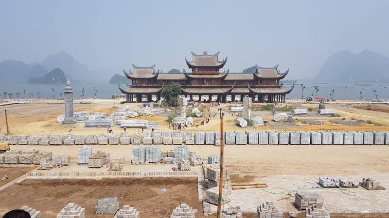 """Chua Tam Chuc cua dai gia Xuan Truong: Chua hoan thien da thu """"khung""""?-Hinh-2"""