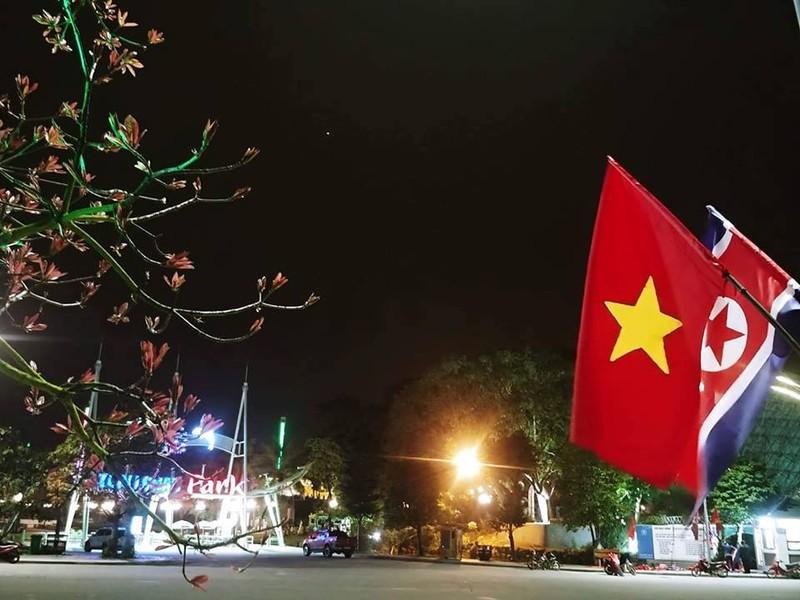 Trien khai dam bao ANTT doan Dai bieu Trieu Tien tham vinh Ha Long-Hinh-2