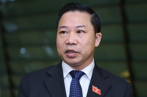 Dai bieu Luu Binh Nhuong: TGD Nhat Cuong Mobile bo tron khong phai ngau nhien