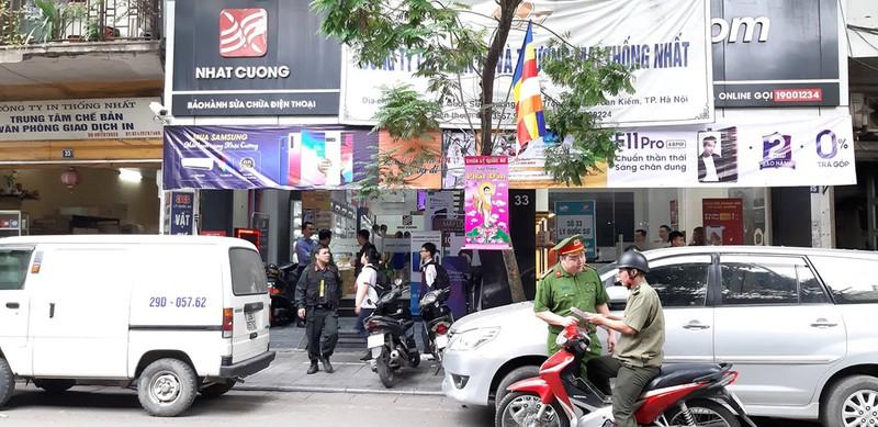 Ong Hoang Trung Hai: Dang ra soat dich vu cong lien quan den Nhat Cuong Mobile