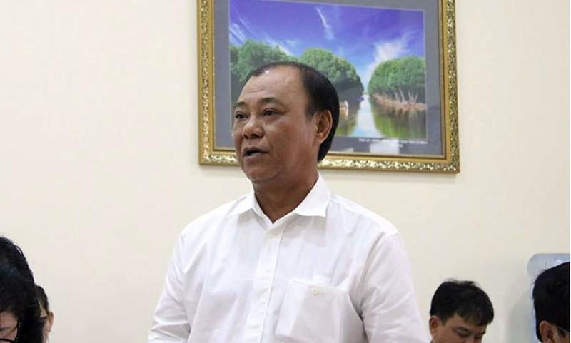 """Tong Giam doc SAGRI Le Tan Hung khong phai """"vung cam"""""""