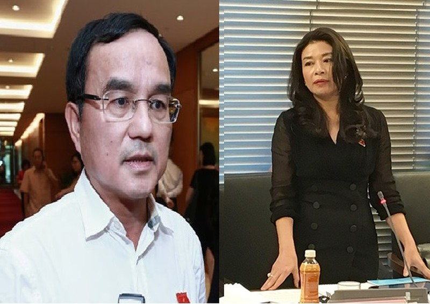 "Chu tich EVN ""phan phao"" DBQH: Noi gia dien khong tang 8,36% la tinh toan khong dung"