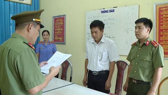 Can dieu tra thong tin GD So GDDT Son La chi dao nang diem 8 thi sinh?