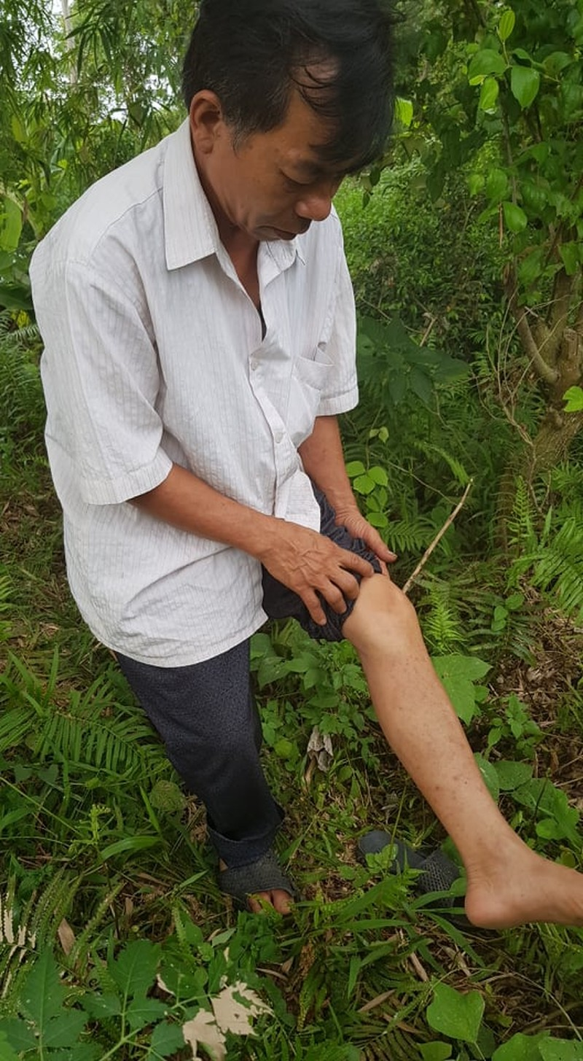 Muong nuoc chat thai doc hai o Hai Phong: Dan keu cuu!-Hinh-2