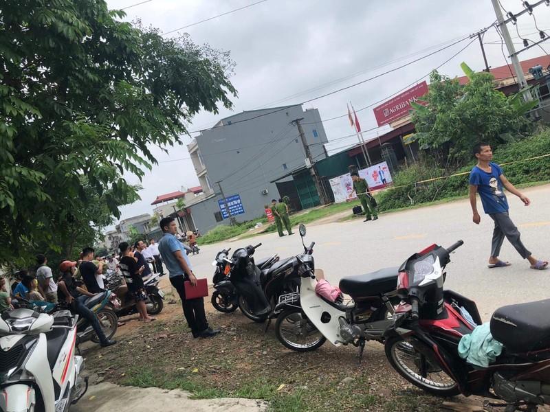Truy bat nghi pham cuop 500 trieu dong ngan hang Agribank o Phu Tho