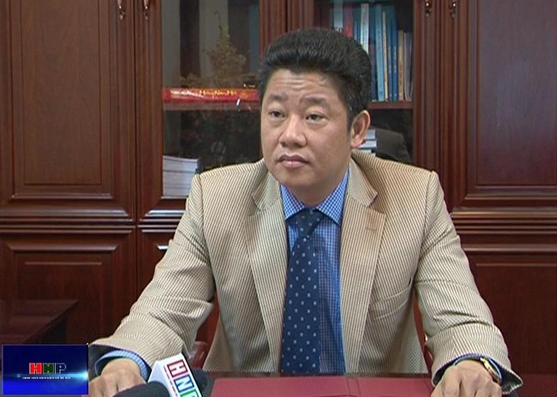Nguoi nha Giam doc So KHDT duoc giao dat trai luat: Ong Nguyen Manh Quyen lien quan gi?