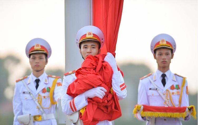 Cac nuoc chuc mung 74 nam Quoc khanh nuoc CHXHCN Viet Nam