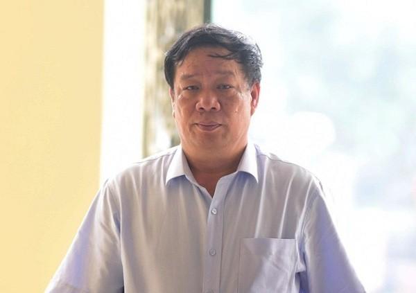 """Nghi van ong Ngo Nhat Phuong lam """"lo bi mat Nha nuoc"""": Bo CA dieu tra"""