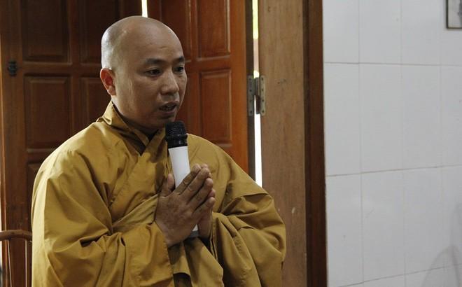 Su Thich Thanh Toan ga tinh, xa gioi khong duoc so huu 5.790 m2 dat mua cua dan?