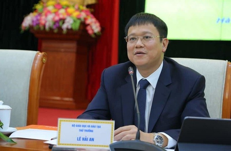 Nguyen nhan tu vong cua Thu truong Bo GD-DT Le Hai An la gi?