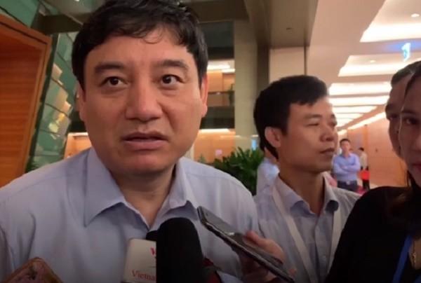 Bi thu Nghe An Nguyen Dac Vinh: Da cung cap thong tin cac gia dinh bao