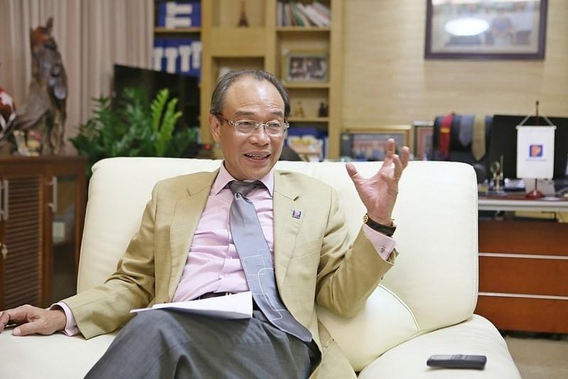 De nghi Ban Bi thu ky luat nguyen Chu tich HDQT Petrolimex Bui Ngoc Bao