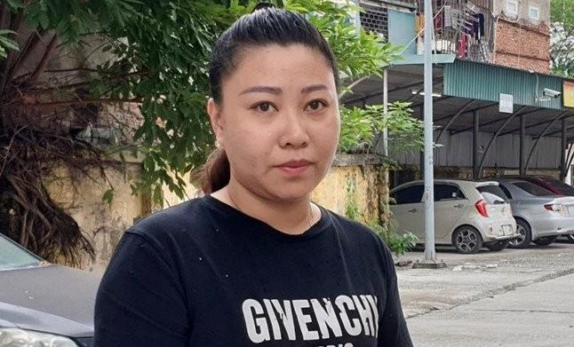 Se giang chuc, dieu chuyen cong tac voi nu dai uy Le Thi Hien
