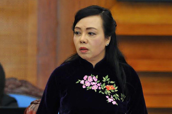 Ba Nguyen Thi Kim Tien chinh thuc thoi chuc Bo truong Y te-Hinh-2