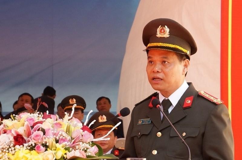 Hang tram can bo cong an chinh quy ve xa o Hai Duong: Van con kho khan-Hinh-3