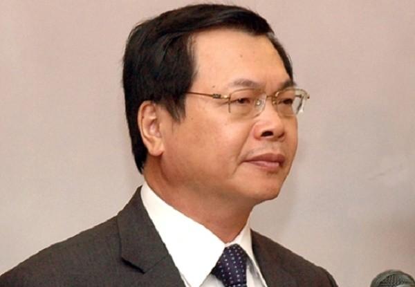 Ong Vu Huy Hoang tiep tuc bi xem xet ky luat lien quan sai pham tai TISCO II