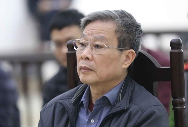 Ong Nguyen Bac Son bi de nghi tu hinh: Con gai, gia dinh nen lo tien khac phuc de giam an