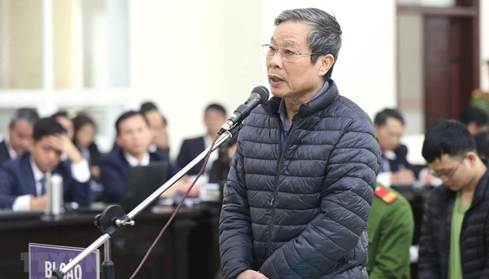 99% gia dinh nop tien khac phuc, ong Nguyen Bac Son se nhan an nhu ong Tuan?