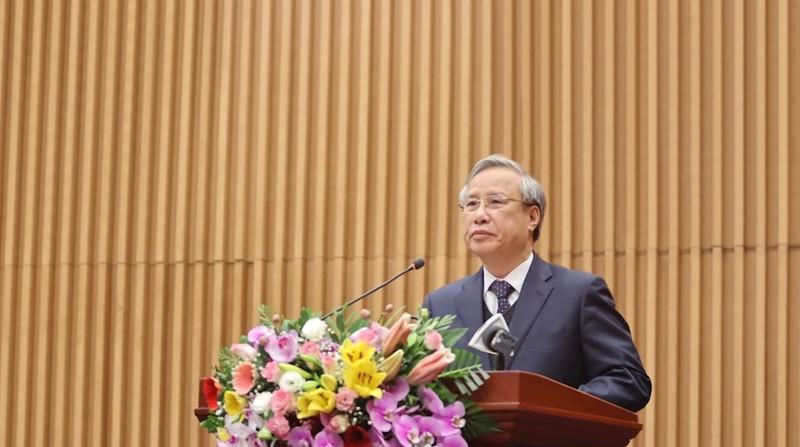 Thuong truc Ban Bi Thu Tran Quoc Vuong: 6 diem nhan tu vu AVG