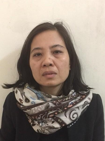 Khoi to, bat giam Pho Phong Cuc Quan ly duoc Nguyen Thi Thu Thuy