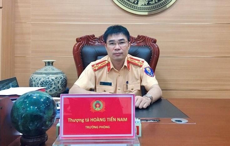 """Hai Duong: Lai xe """"noi khong voi kiem tra nong do con"""", xe bi cau ve don xu ly-Hinh-5"""