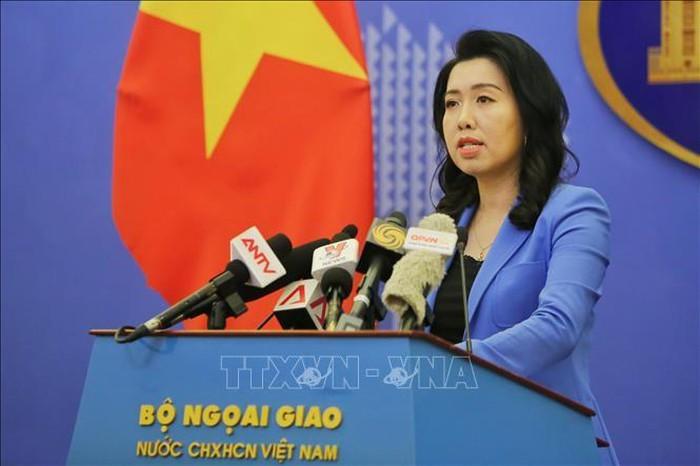 Viet Nam dang xac minh thong tin noi tau Trung Quoc 35111 vao Bien Dong