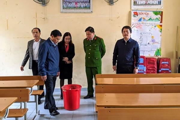 Lo la phong dich virus corona, nu hieu truong Hai Phong bi de nghi chuyen cong tac