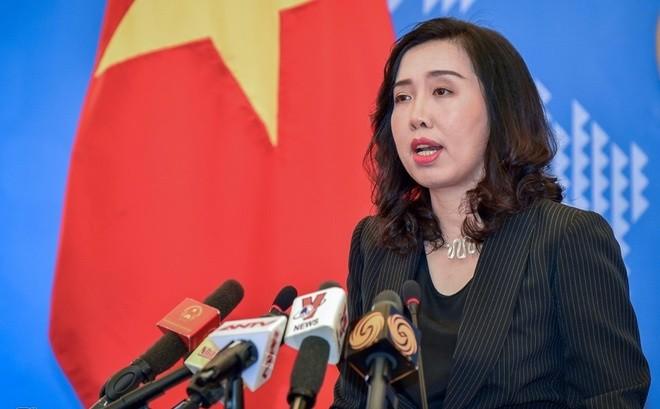 Bo Ngoai giao: Cong dan Viet Nam nhiem nCoV o Trung Quoc dang duoc dieu tri tich cuc-Hinh-2