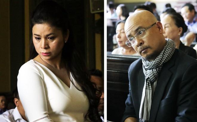 "Vu ly hon nha Trung Nguyen: Ba Diep Thao de nghi Giam doc tham... co ""doi an""?"