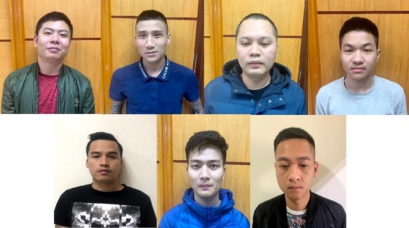 Quang Ninh: Triet pha duong day danh bac qua mang 420 ty, tam giu 7 doi tuong
