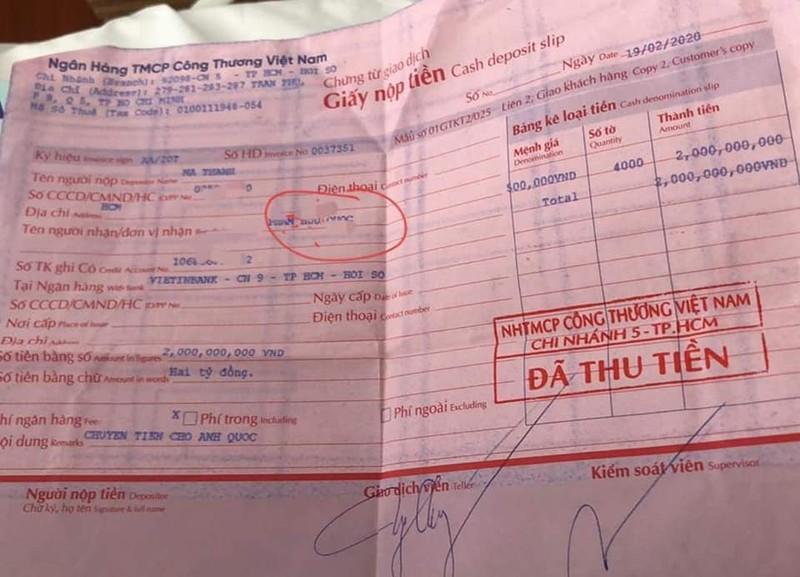 Giam doc Benh vien Go Vap gom khau trang de ban: Chinh xac...xu the nao?-Hinh-2