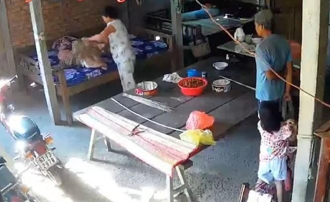 Con dau bao hanh me chong U88 o Tien Giang: Nguyen nhan soc?