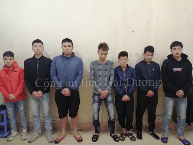 Hai Duong: Trieu tap nhom doi tuong danh bac si den gay song mui-Hinh-2
